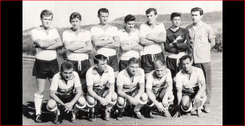 E.C. Cometa, década de 1960.