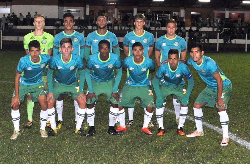 Equipe de juniores da Chapecoense